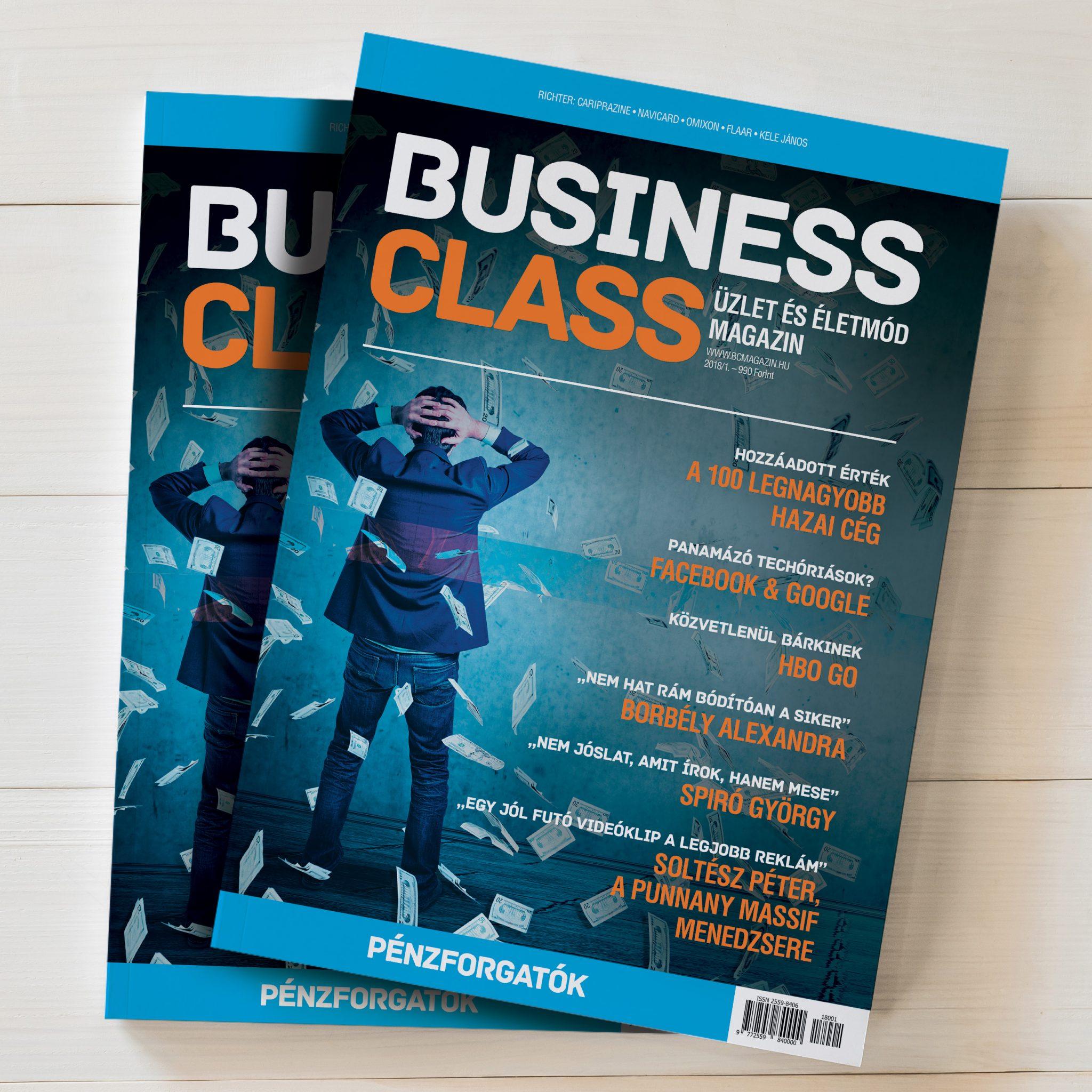 2fd0fe4ac6f8 Előző lapszámok   Business Class Magazin