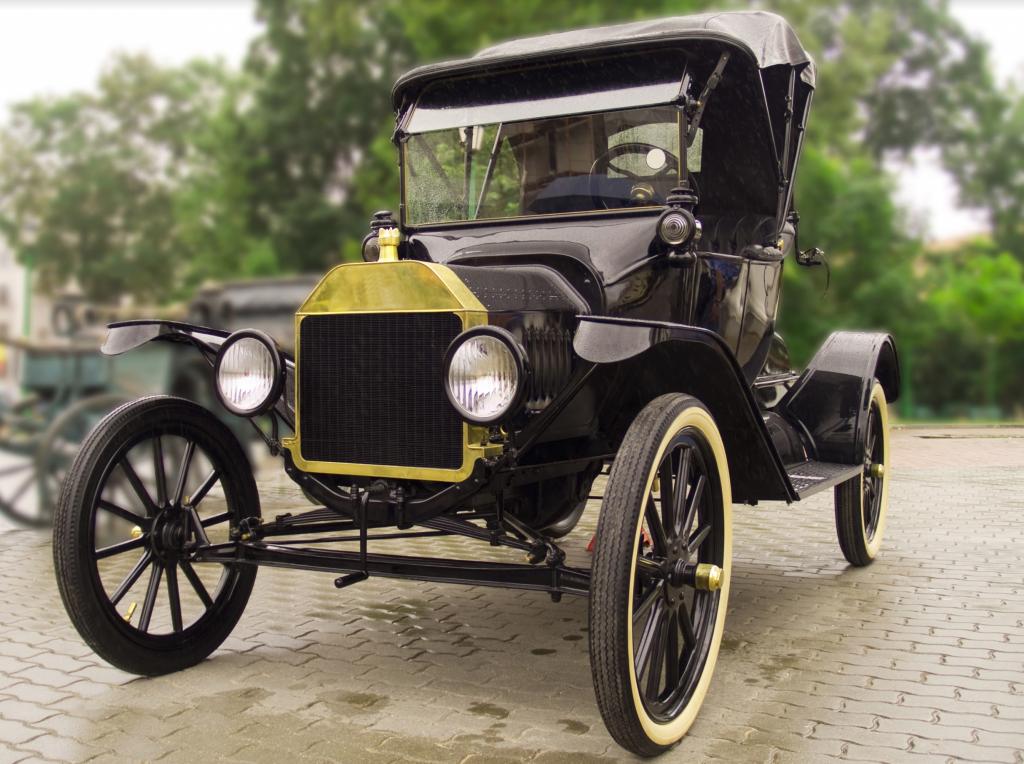 Az autógyártás története ppt